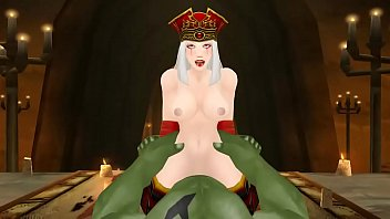 Warcraft Pmv || Slutty Bloodelfs