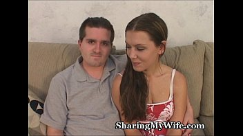 Amazing Hot Wife Sharing.
